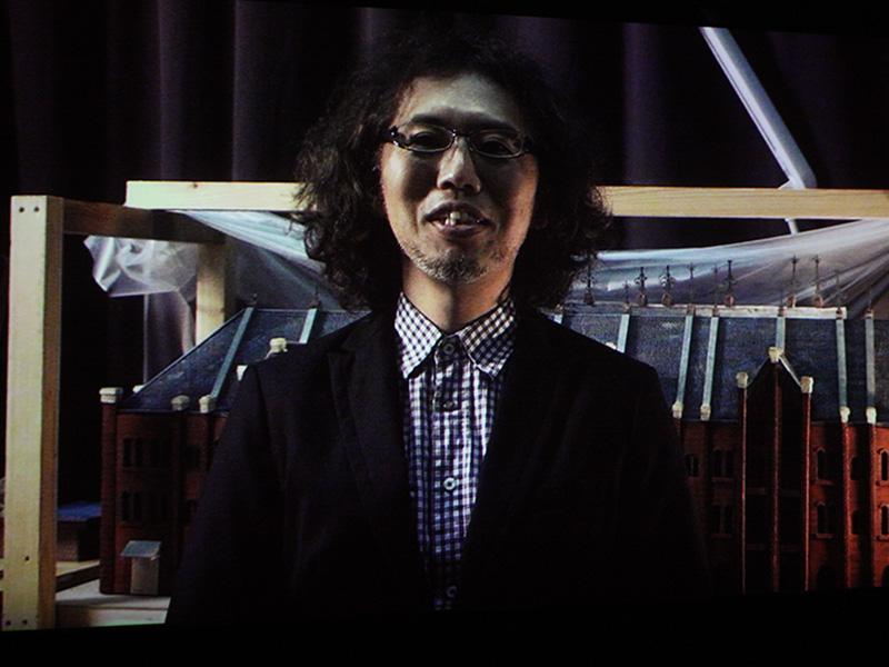 伊藤有壱氏
